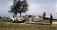 Asisbiz Messerschmitt Bf 109G10 Erla 3.JG52 Yellow 3 Germany 1945 01