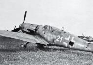 Asisbiz Messerschmitt Bf 109G14 Erla 4.JG52 White 21 WNr 464549 Zeltweg 8th May 1945 01