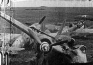 Asisbiz Messerschmitt Bf 109G14U4 Erla 3.JG52 Yellow 11 Deutsch Brod 1945 02