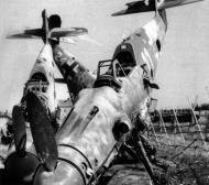 Asisbiz Messerschmitt Bf 109G14U4 Erla 3.JG52 Yellow 11 Deutsch Brod 1945 04