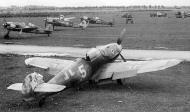 Asisbiz Messerschmitt Bf 109G14R3 Erla 3.JG53 Yellow 5 WNr 782192 Bad Aibling Germany 1945 01