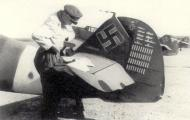 Asisbiz Messerschmitt Bf 109G2R6 7.JG77 White 1 Wolfdieter Huy WNr 13633 transit to North Africa 25th Oct 1942 02