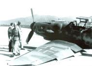 Asisbiz Messerschmitt Bf 109G6 2.NAG11 White 1 Fritz Galland landing accident Italy May 1944 01