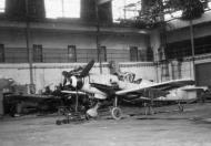 Asisbiz Messerschmitt Bf 109G10 Erla 4.NJG11 Germany 1945 01