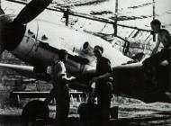 Asisbiz Messerschmitt Bf 109G10 Erla I.NJG10 Germany late 1944 01