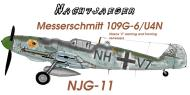 Asisbiz Messerschmitt Bf 109G6U4NR3R6 4.NJG11 NH+V7 WNr 20536 Naxos Z warning and homing receivers 1943 0A