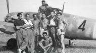 Asisbiz Messerschmitt Bf 109G6R6Trop RA 3S23G70SA 70 4 Cerveteri Aug 1943 01