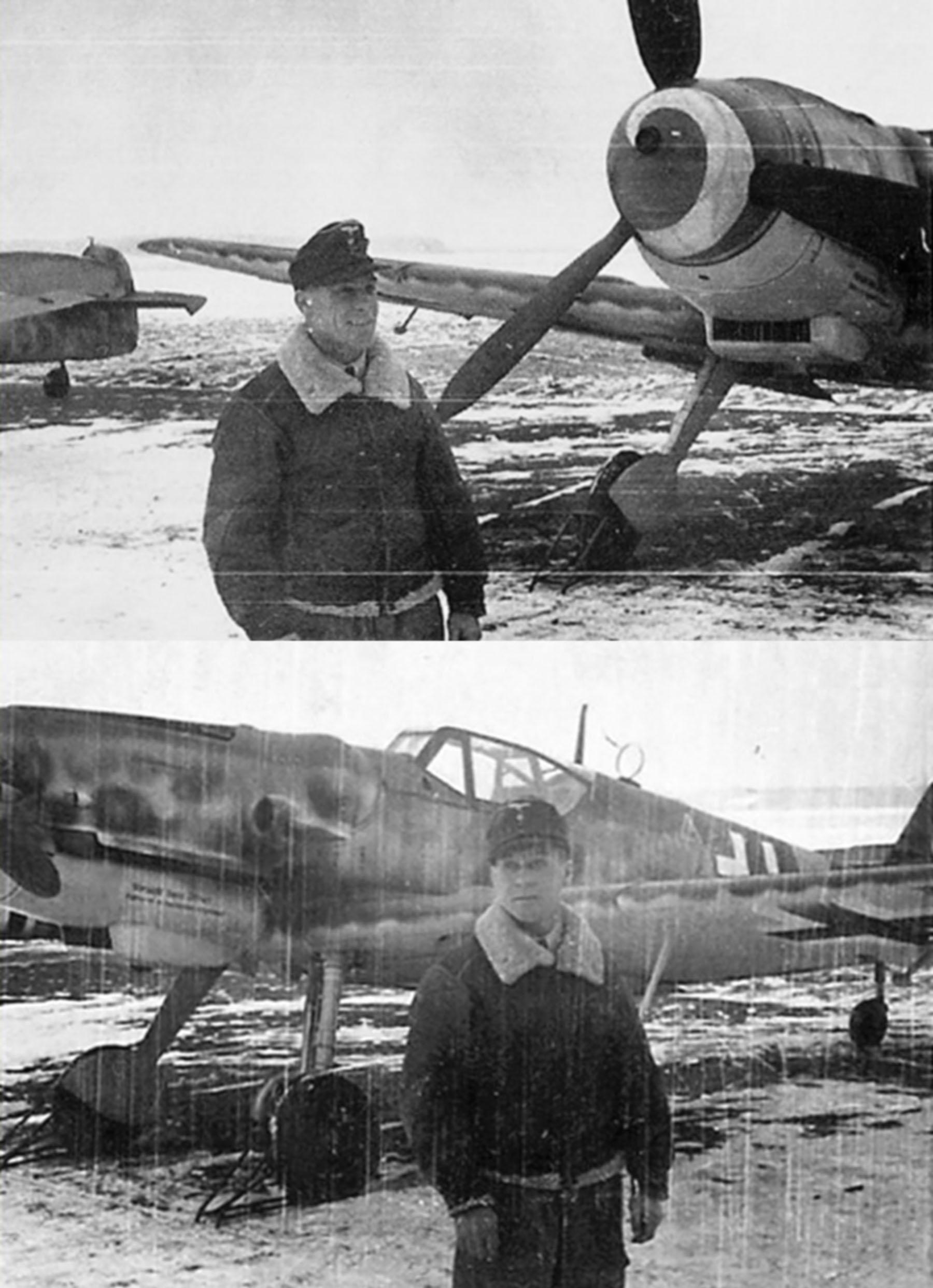 Asisbiz Messerschmitt Bf 109G14 Erla RVT