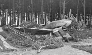 Asisbiz Messerschmitt Bf 109G10 Erla Reichsverteidigung unknown unit and pilot Stendal 1945 02