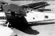 Asisbiz Messerschmitt Bf 109G10 Reichsverteidigung Red 18 after being scrapped unknown unit 1945 01