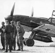 Asisbiz Messerschmitt Bf 109G12R3 Reichsverteidigung unknown unit and pilot 01