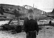 Asisbiz Messerschmitt Bf 109G14 Erla RVT WNr 785102 unknown unit Wertheim Germany Jan 1945 02