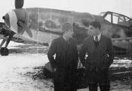 Asisbiz Messerschmitt Bf 109G14 Erla RVT WNr 785102 unknown unit Wertheim Germany Jan 1945 03