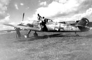 Asisbiz Messerschmitt Bf 109G14AS Erla Reichsverteidigung White 4 WNr 786316 unknown unit and pilot Feb 1945 02