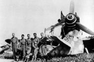 Asisbiz Messerschmitt Bf 109G6 Reichsverteidigung WNr 412651 unknown unit and pilot 1945 01