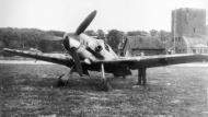 Asisbiz Messerschmitt Bf 109G6 Reichsverteidigung unknown unit and pilot 01