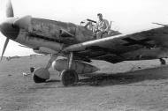 Asisbiz Messerschmitt Bf 109G6R3 Reichsverteidigung named Ernst Riers unknown unit and pilot 01