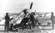 Asisbiz Messerschmitt Bf 109G6 RHAF unknown unit V8+15 Apr 1944 01