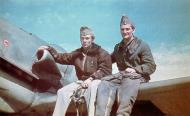 Asisbiz Messerschmitt Bf 109G6R3 RHAF Szazadparancsnok 5.2 unknown pilot Hungary 1944 05