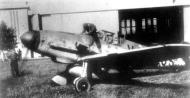 Asisbiz Messerschmitt Bf 109G6R3 RHAF unknown unit Michael Karatsonyi V8+x5 Jozsef Kovacs Hungary Apr 1944 01