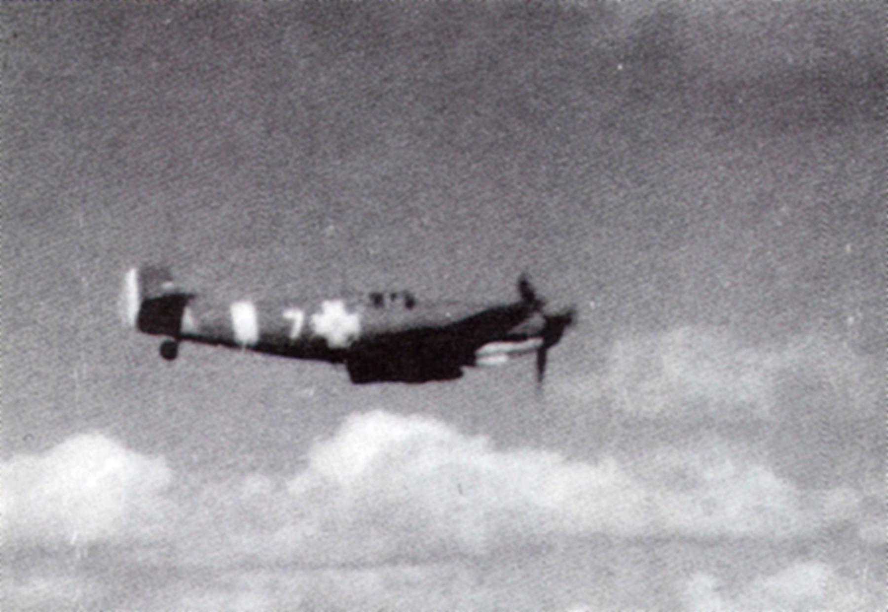 Messerschmitt Bf 109G2 RRAF 7FG White 7 Rumanian AF Dnepropetrovsk Southern Russia April 1943 02