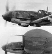 Asisbiz Messerschmitt Bf 109G2R6 RRAF 7FG Rumanian AF with 2 MG 151 20mm cannon Southern Russia 1943 02