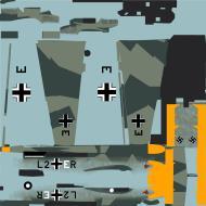 Asisbiz COD asisbiz Bf 110C 7.(F)LG2 L2+ER Balkans 1941