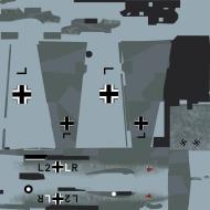 Asisbiz COD asisbiz Bf 110C5 7.(F)LG2 L2+LR Ghent Belgium 1940