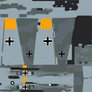 Asisbiz COD asisbiz Bf 110E 7.(F)LG2 L2+GR Mariupol Ukraine 1942