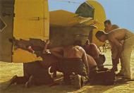 Asisbiz Messerschmitt Bf 110E3 7.(F)LG2 L2+KR Athens Kalamaki Garden Fence antenna FuG III U instrument landing system DF loop Peil G 04