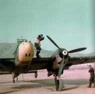 Asisbiz Messerschmitt Bf 110E3 Zerstorer 7.(F)LG2 L2+OR Athens Kalamaki Airport Garden MFG17 Operation Mercury 01