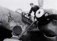 Asisbiz Messerschmitt Bf 110E3 Zerstorer 7.(F)LG2 Teufelskopf devils head emblem 01