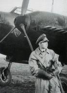 Asisbiz Aircrew Luftwaffe pilot III.NJG1 Wilhelm Johnen July 1941 01