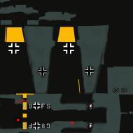 Asisbiz COD asisbiz Bf 110E 8.NJG1 G9+FS Operation Donnerkeil Belgium 1942
