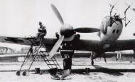 Asisbiz Messerschmitt Bf 110F Zerstorer I.NJG1 1943 01