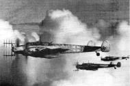 Asisbiz Messerschmitt Bf 110G4 Zerstorer NJG1 in flight 01