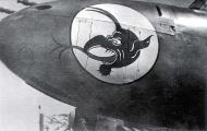 Asisbiz Messerschmitt Bf 110 Zerstorer nose art II.ZG76 or III.NJG3 emblem 01
