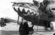 Asisbiz Messerschmitt Bf 110E 9.NJG3 Operation Donnerkeil with ex 6.ZG76 RLM76 over 747576 Norway 1942 02