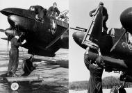 Asisbiz Messerschmitt Bf 110E1 Zerstorer NJG3 showing the emblem 01