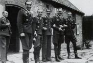 Asisbiz Aircrew Luftwaffe ace Heinz Wolfgang Schnaufer Drewes Jabs Forster von Bonin 01