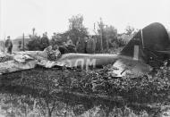 Asisbiz Bristol Blenheim I RAF 107Sqn OMW V6193 crashsite at Bremen IWM HU25727
