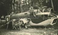Asisbiz Bristol Blenheim IV RAF crash site France ebay1