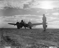 Asisbiz Bristol Blenheim VD RAF 326 Wing dispersal area at Canrobert Algeria IWM CNA110