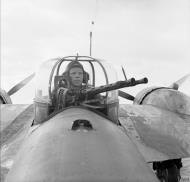 Asisbiz Bristol Blenheim used as personal transport by Lt Gen Neil Ritchie GOC 8th Army IWM E8292