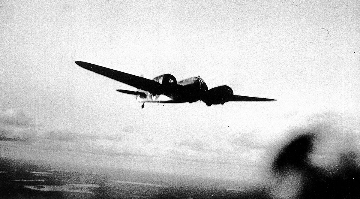 FAF LeLv42 enroute to bomb the Murmansk railway 15th Oct 1941 01