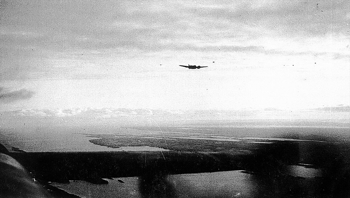 FAF LeLv42 enroute to bomb the Murmansk railway 15th Oct 1941 02