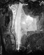 Asisbiz Aerial photo of the Finnish Air Force base at Vartsila Finland 1941 01