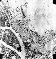 Asisbiz Aerial photo of the Soviet Airbase at Komendantskoje nr Saint Petersburg 9th Feb 1943 01