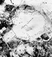 Asisbiz Aerial photo of the Soviet Airbase at Levashovo nr Saint Petersburg 11th March 1944 01