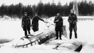 Asisbiz FAF LeLv42 BL170 force landing after running out of fuel 18th Jan 1944